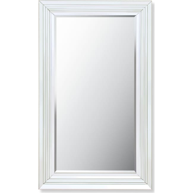 Home Accessories - Beveled Floor Mirror