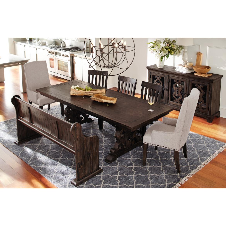 Charthouse Rectangular Dining Table 4