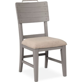 New Haven Shiplap Side Chair