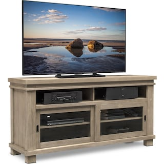 "Tribeca 64"" TV Stand - Gray"