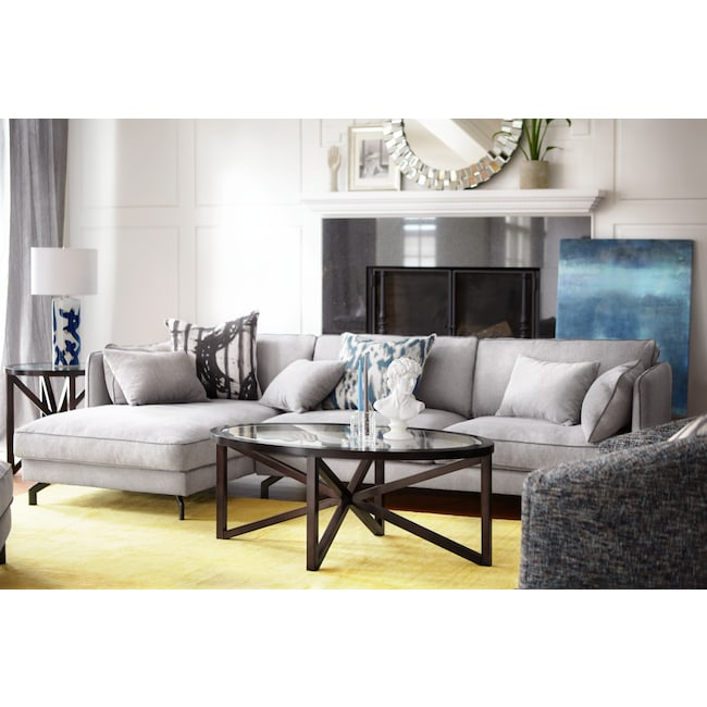 Superb Starburst Coffee Table And 2 End Tables Short Links Chair Design For Home Short Linksinfo