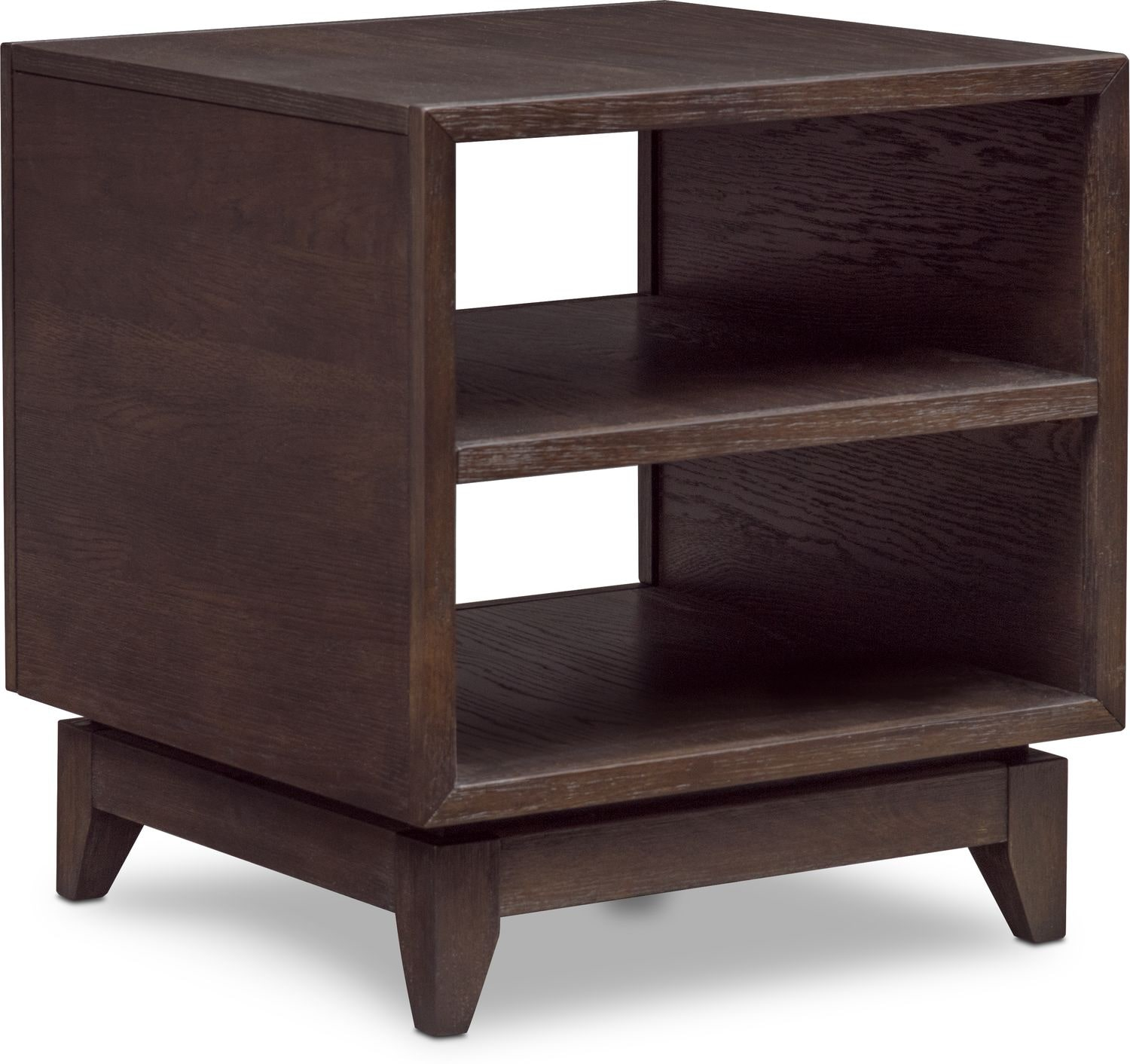 Accent and Occasional Furniture - Saybrook End Table - Umber