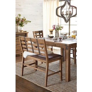 Incredible Dining Room Benches Value City Furniture Ibusinesslaw Wood Chair Design Ideas Ibusinesslaworg
