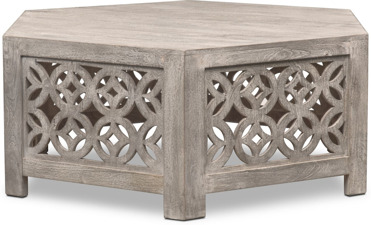 Accent and Occasional Furniture - Parlor Coffee Table