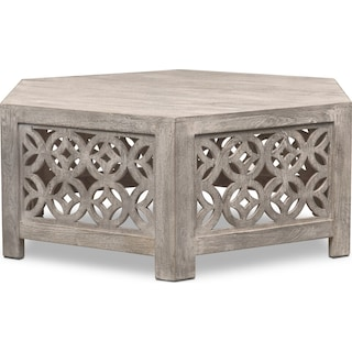 Parlor Coffee Table - Gray