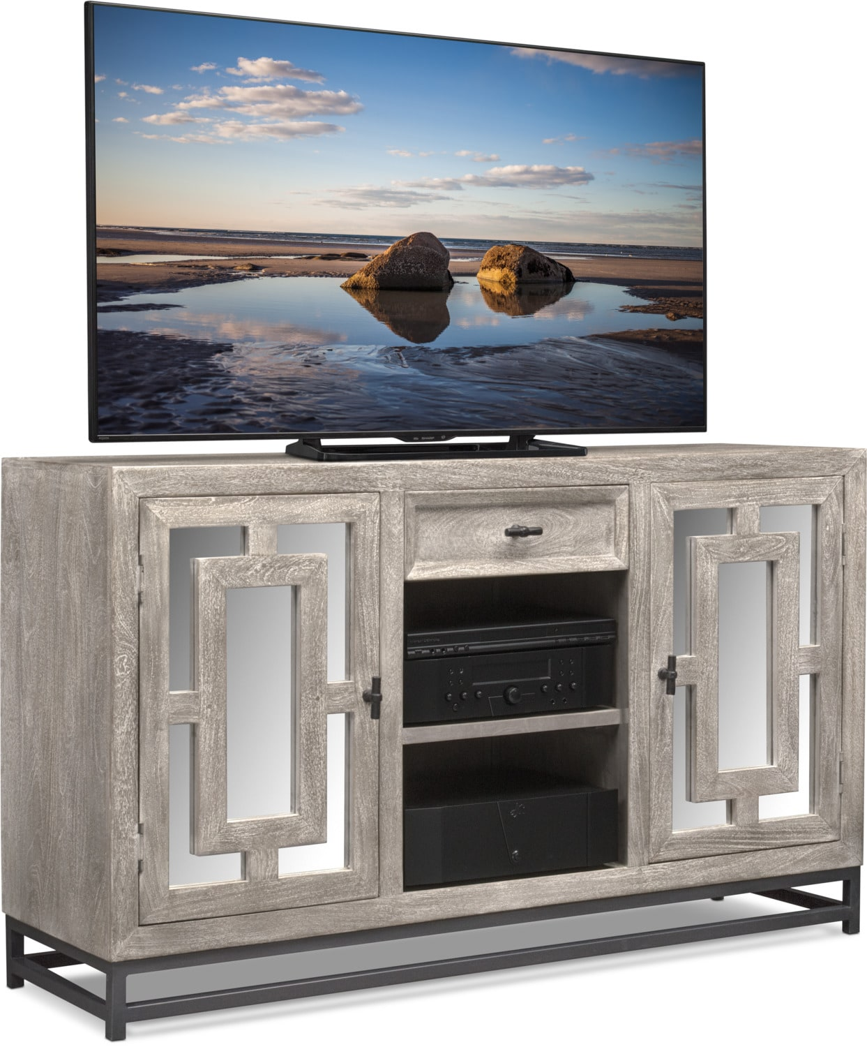 Entertainment Furniture - Parlor TV Stand