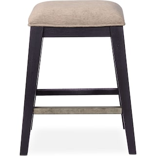 New Haven Counter-Height Backless Stool