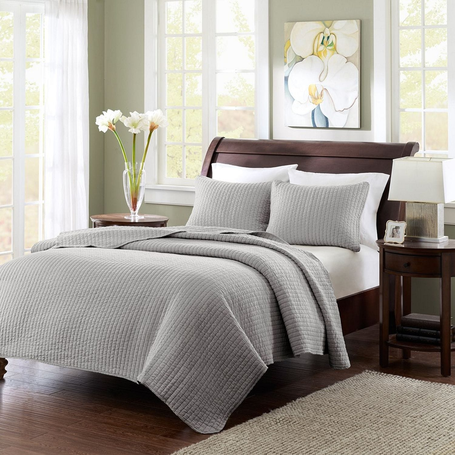 Accent and Occasional Furniture - Keaton Coverlet Set