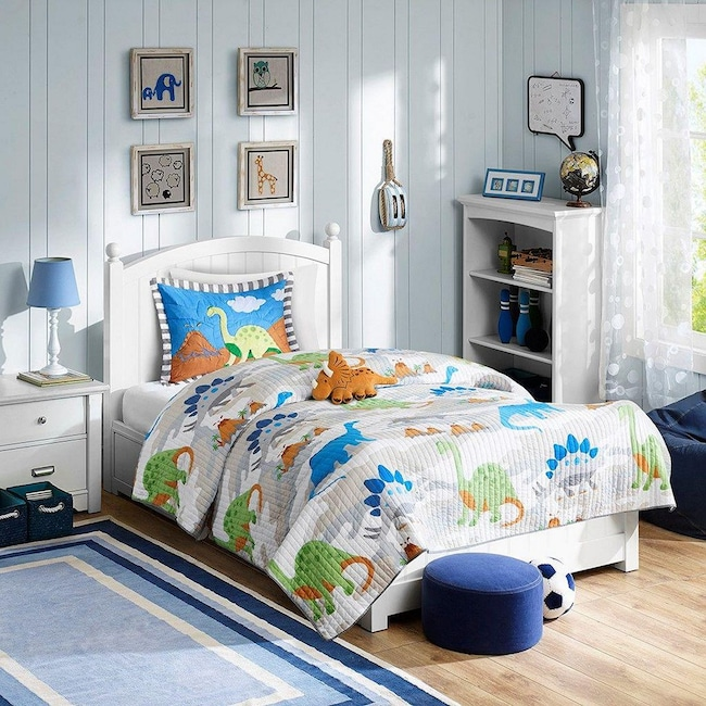 Accent and Occasional Furniture - Little Foot Bedding Set