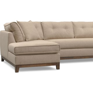 Eastwood 3-Piece Right-Facing Sectional - Beige