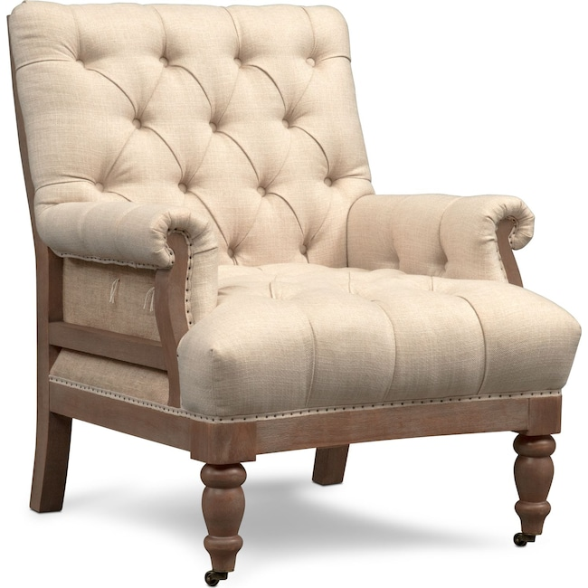 Living Room Furniture - Bridget Accent Chair
