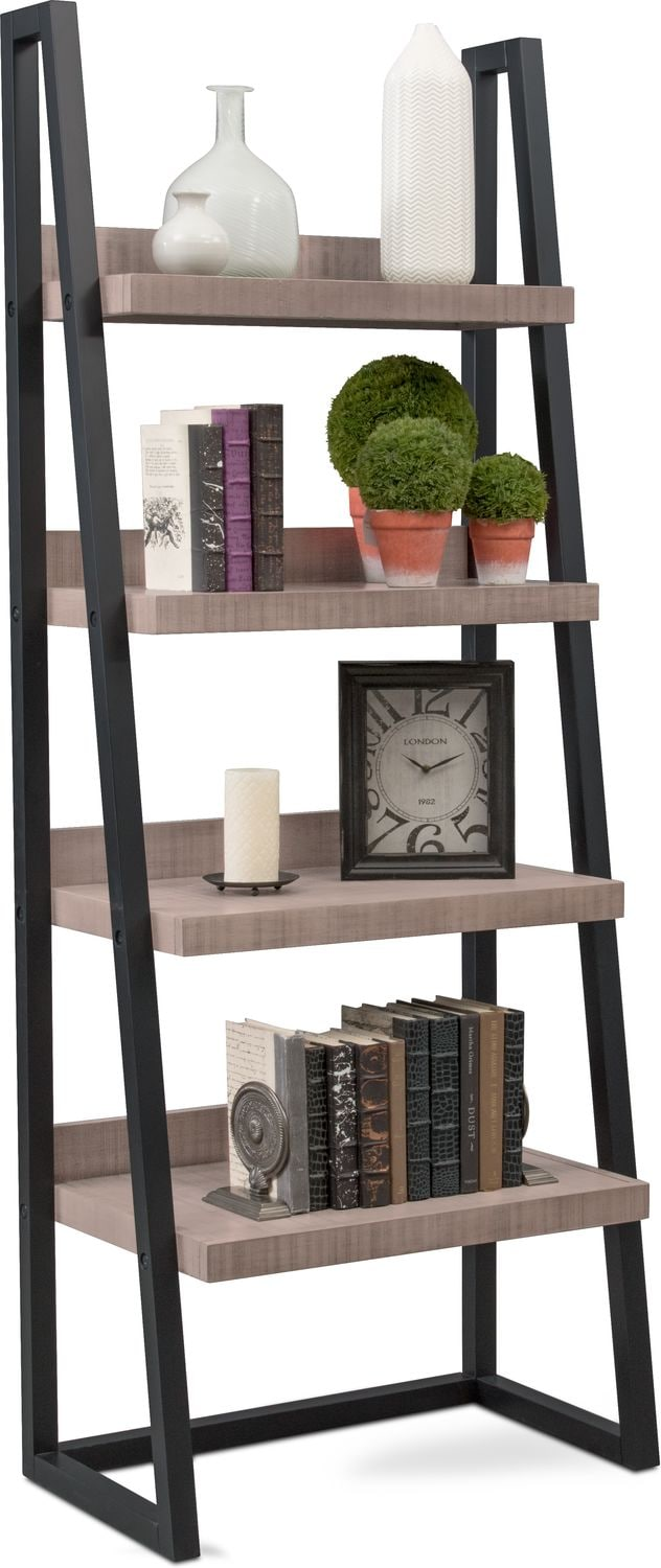 Entertainment Furniture - Tiburon Ladder Shelf