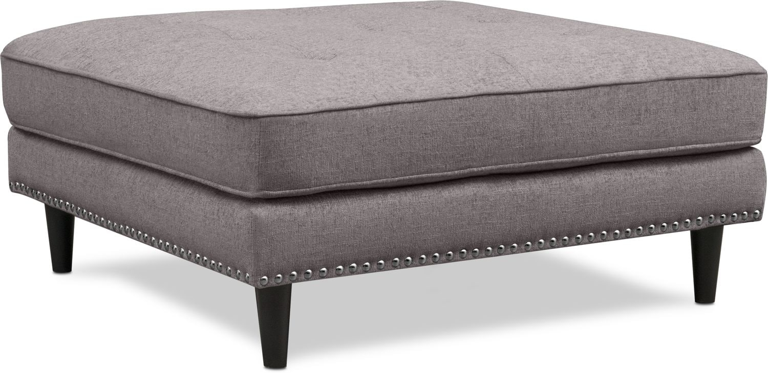Living Room Furniture - Parker Ottoman