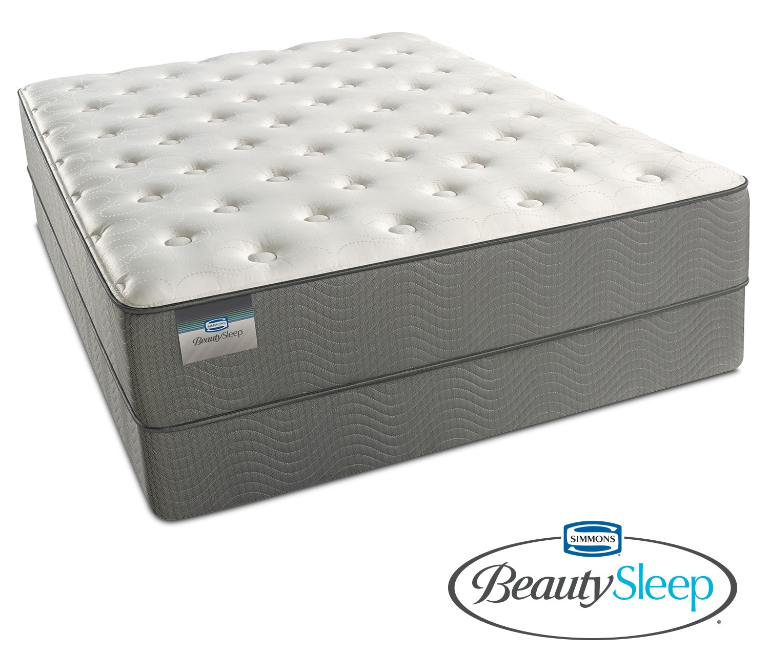 Mattresses and Bedding - Alpine White Plush Mattress