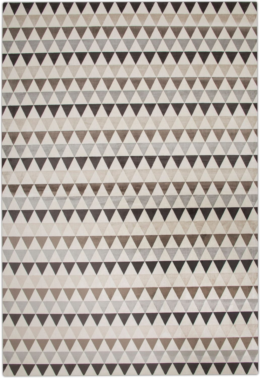 Rugs - Sonoma Area Rug - Ivory and Chocolate
