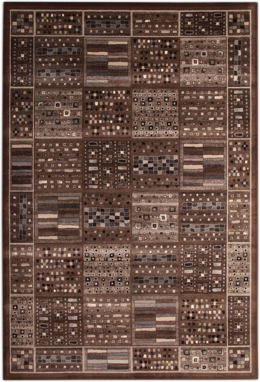 Rugs - Sonoma Area Rug - Gray and Ivory