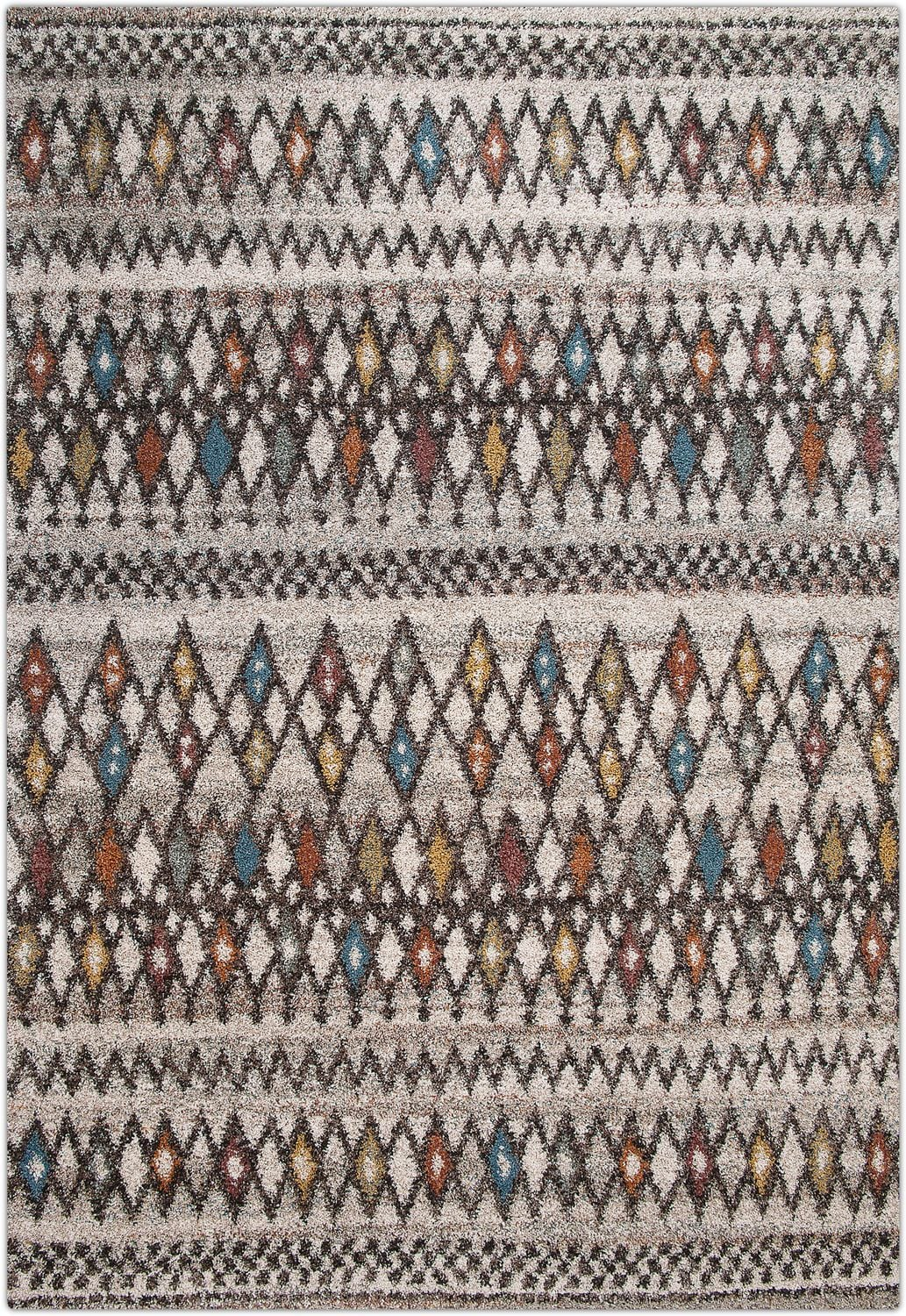 Rugs - Granada Area Rug - Triangles