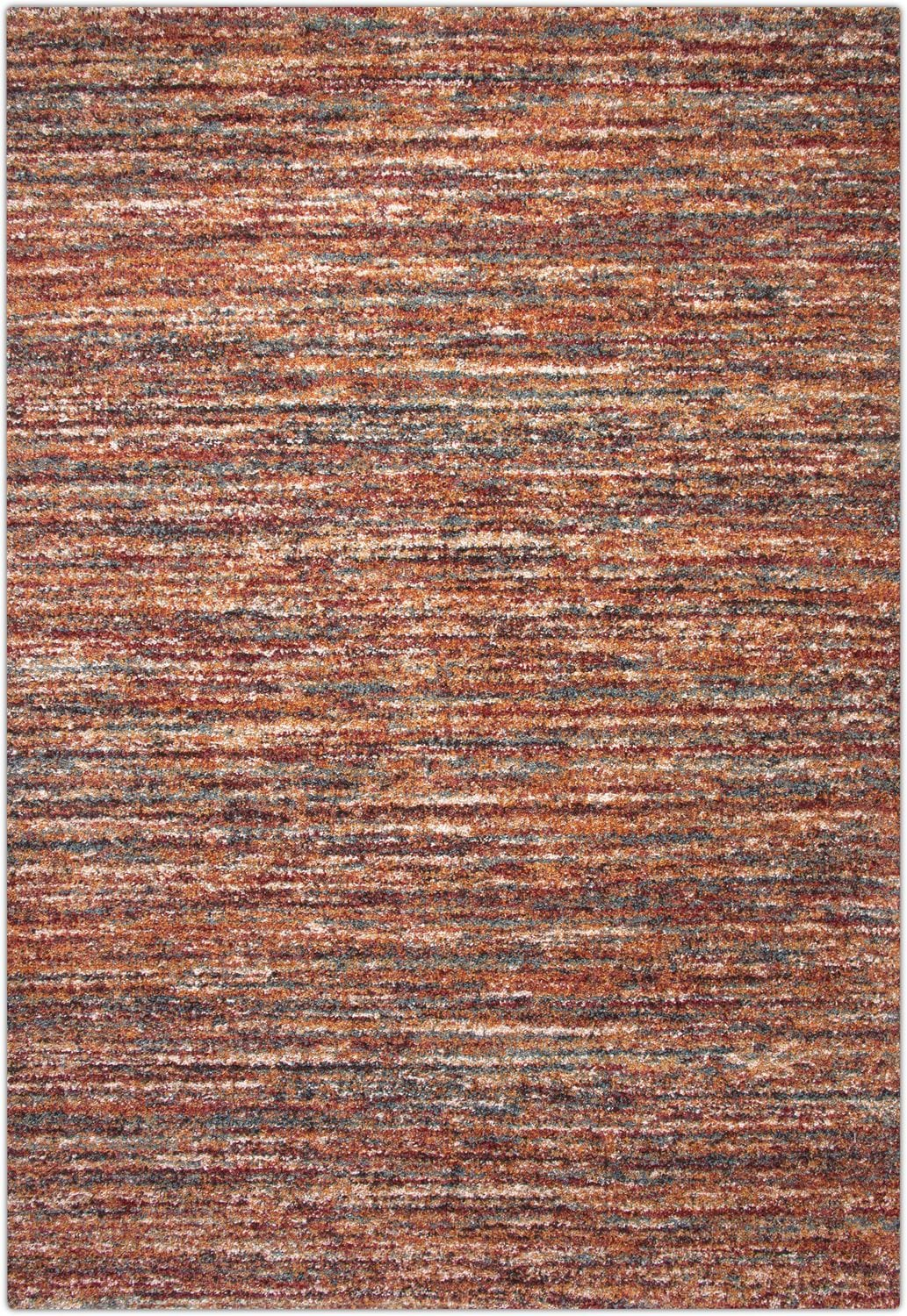 Rugs - Granada Area Rug - Red