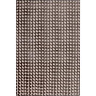Metro Area Rug - Gray and Ivory