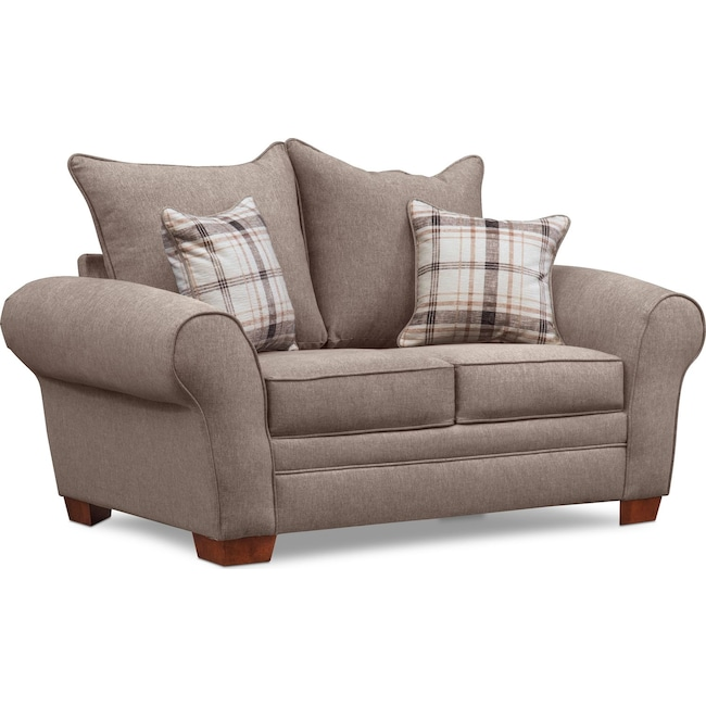 Living Room Furniture - Rowan Loveseat