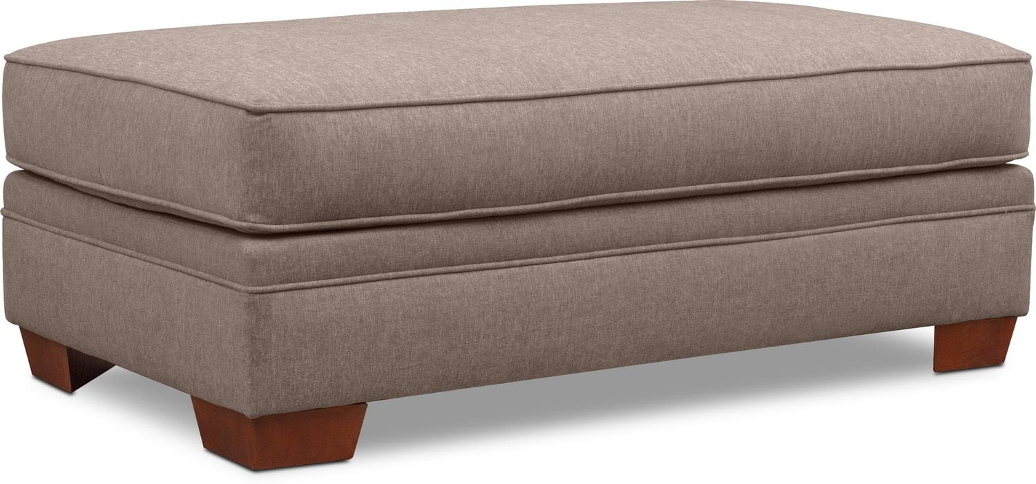 Living Room Furniture - Rowan Ottoman
