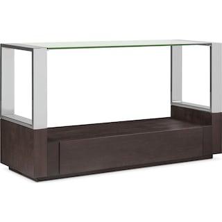 Vogue Sofa Table - Graphite