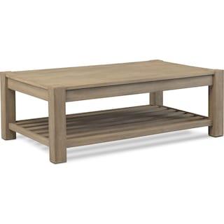 Tribeca Coffee Table - Gray