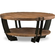 Wessex Pine Round coffee table