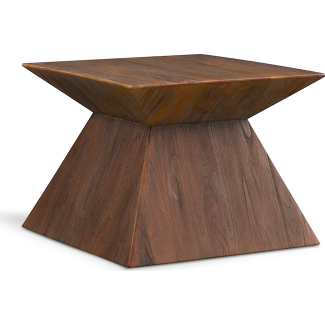 Accent and Occasional Furniture - Cairo Coffee Table - Reclaimed Elm
