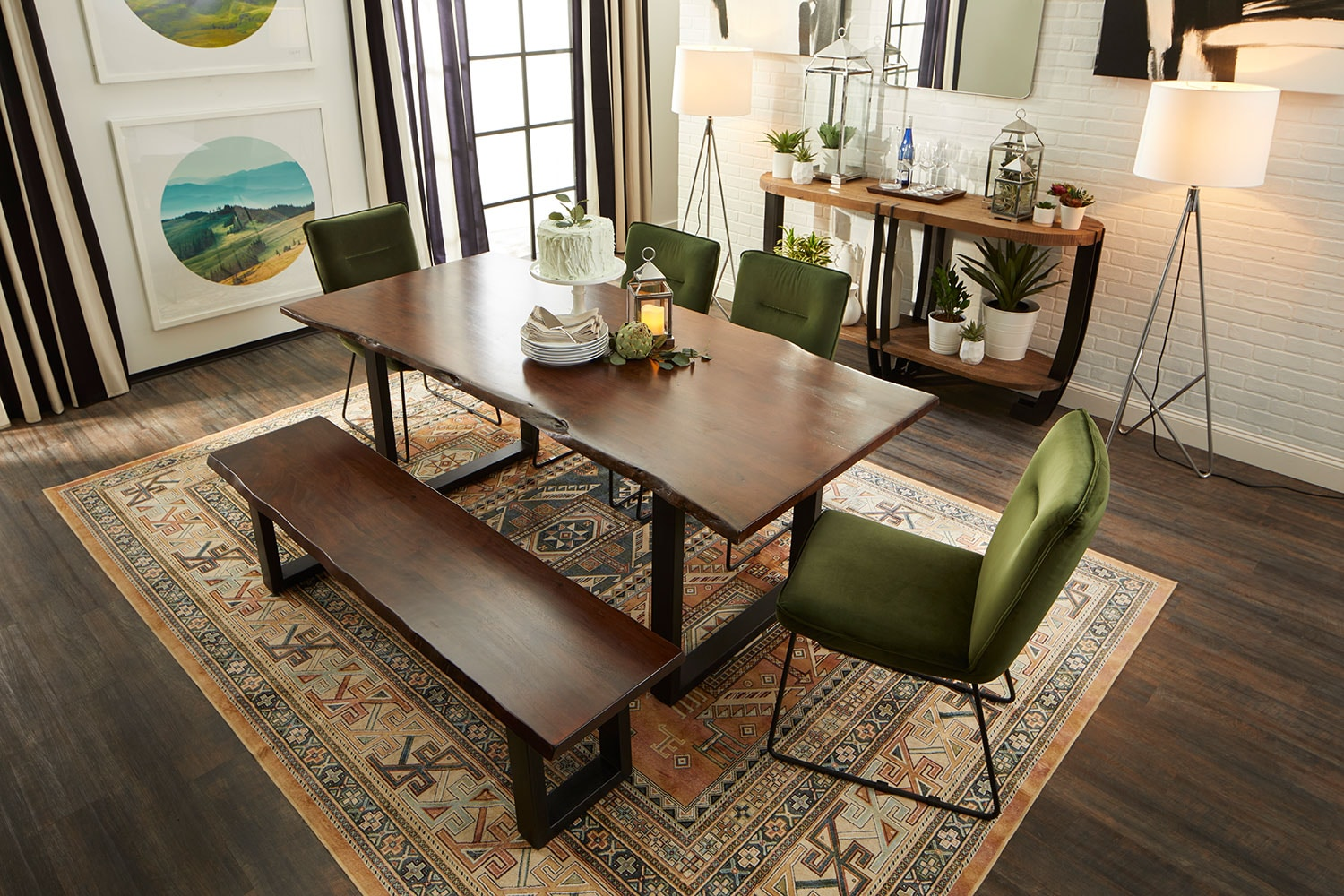 The Portland Dining Collection