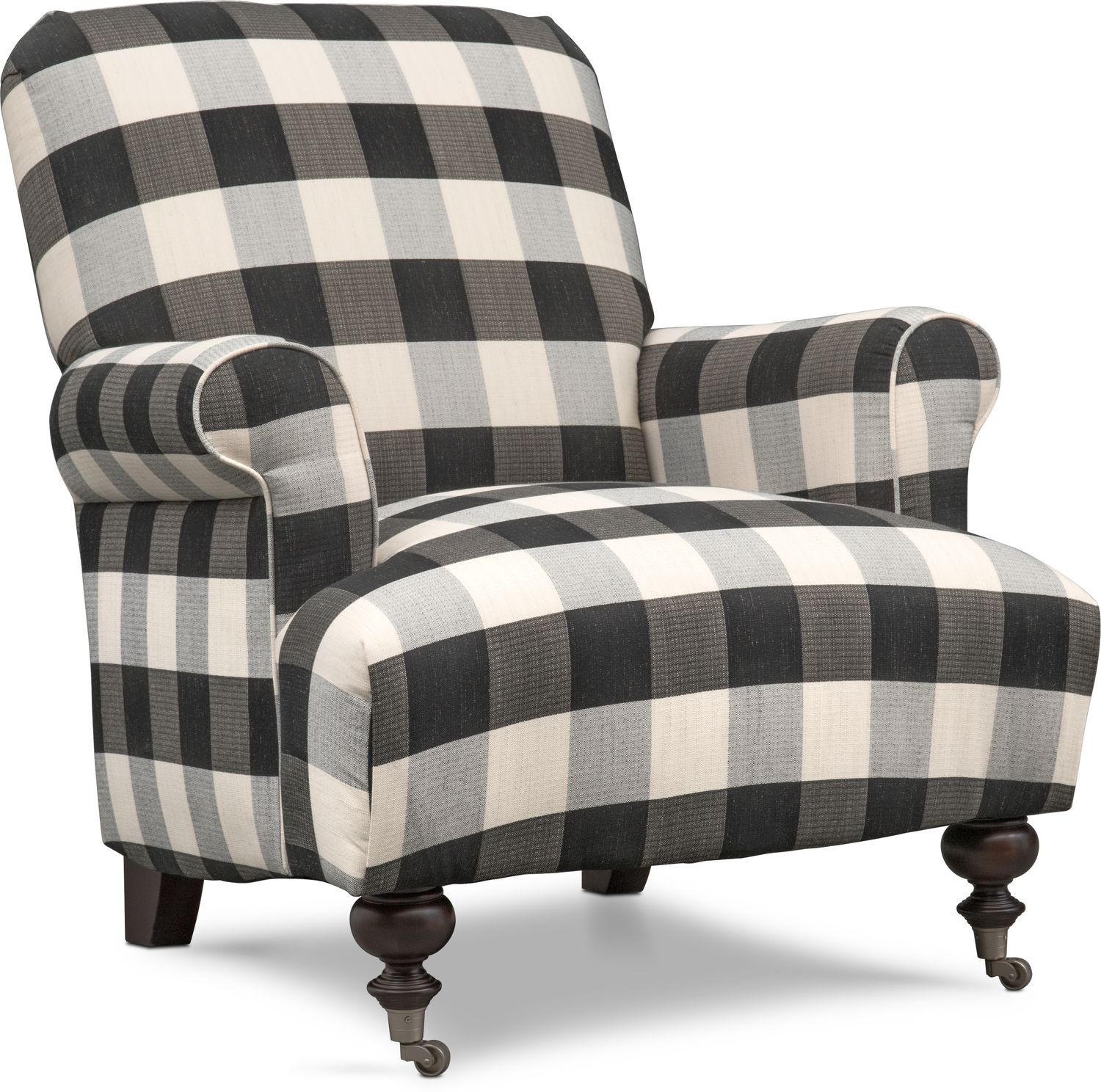 Living Room Furniture - Rhys Accent Chair