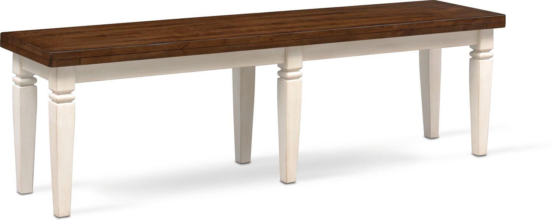 Dining Room Furniture - Adler Bench