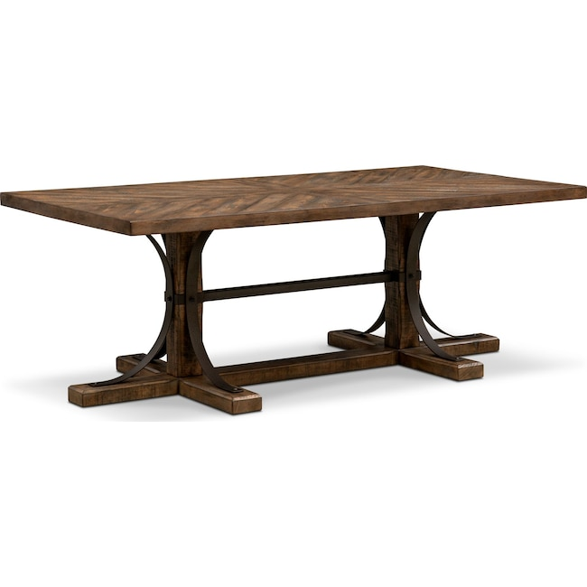 Accent and Occasional Furniture - Farmington Coffee Table