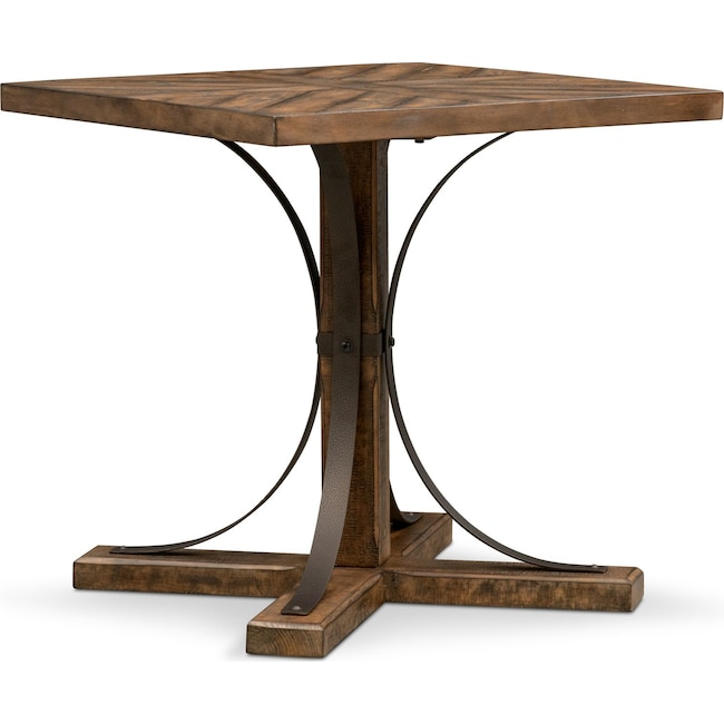 Accent and Occasional Furniture - Farmington End Table - Coffee