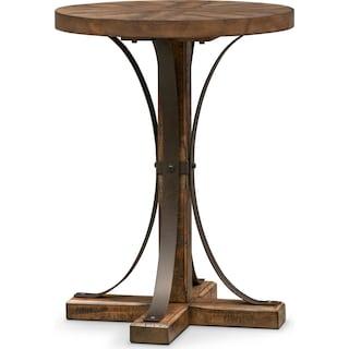 Farmington Chairside Table - Coffee