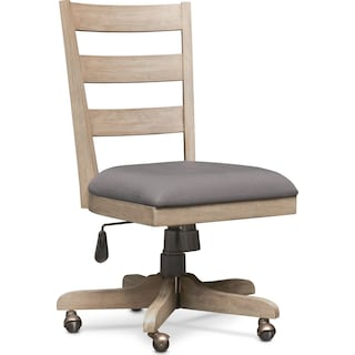 Barclay Office Chair - Gray