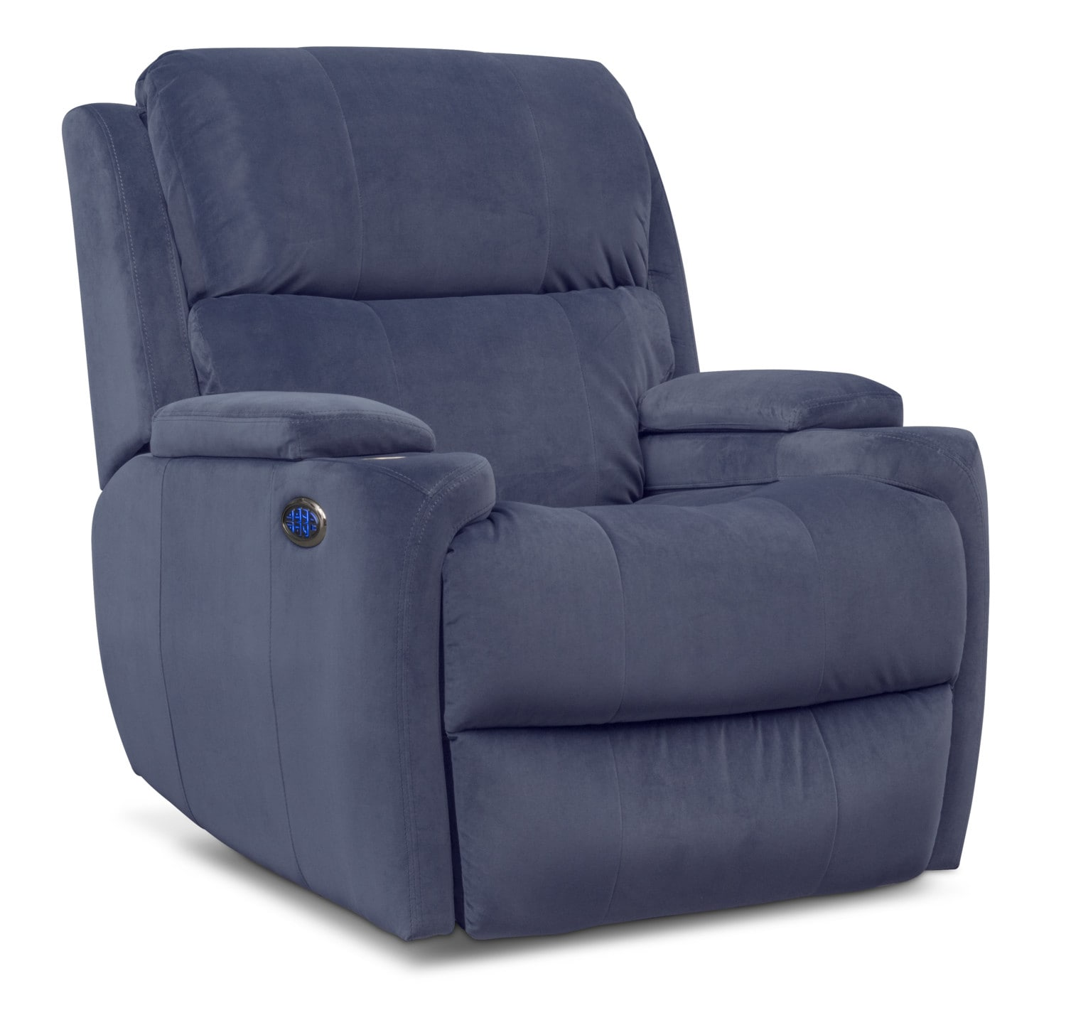 Living Room Furniture - Omega Triple-Power Recliner