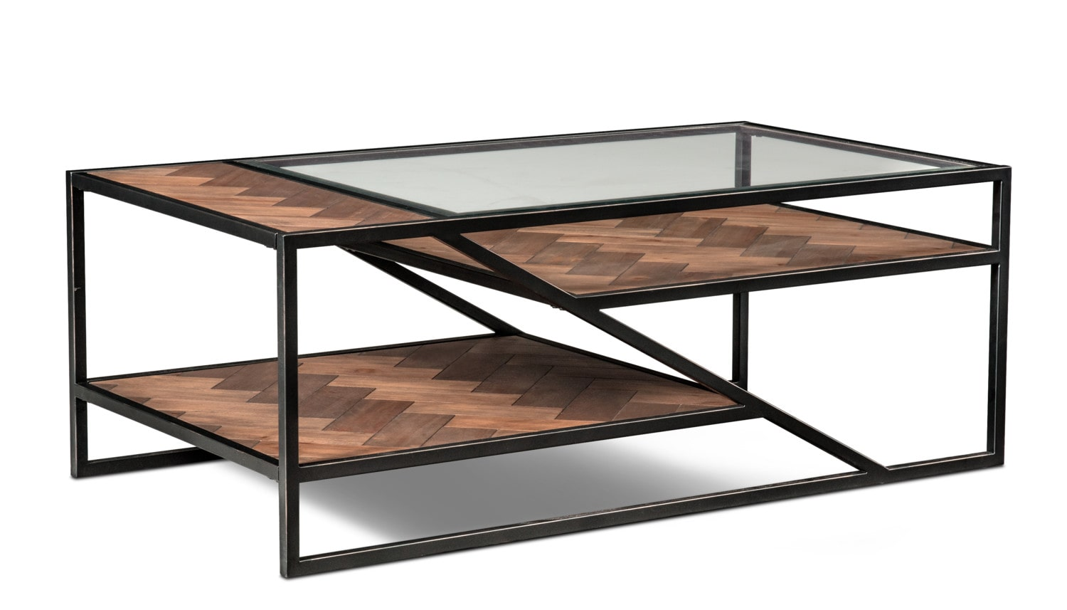 Accent and Occasional Furniture - District Coffee Table