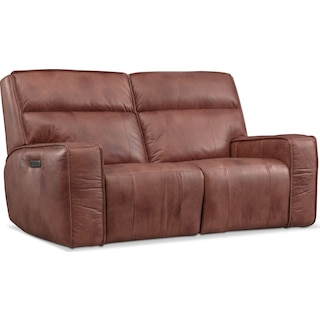 Bradley Power Reclining Loveseat
