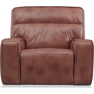 Bradley Triple-Power Recliner