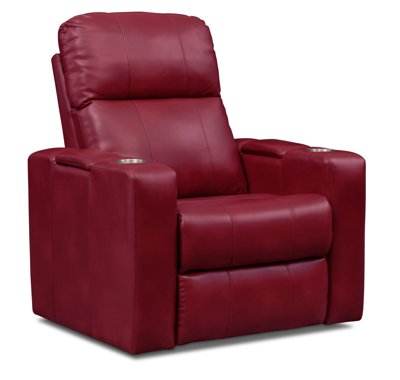 Living Room Furniture - Pilot Dual-Power Recliner