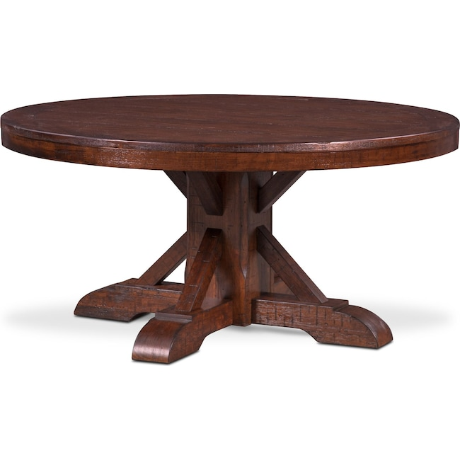 Accent and Occasional Furniture - Sheffield Coffee Table - Walnut