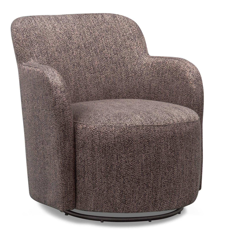 Living Room Furniture - Garcia Swivel Chair