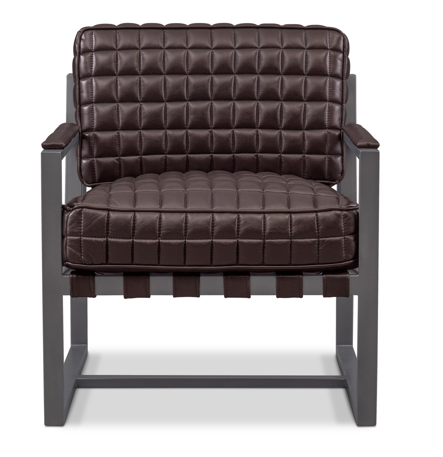 Winston Accent Chair Brown