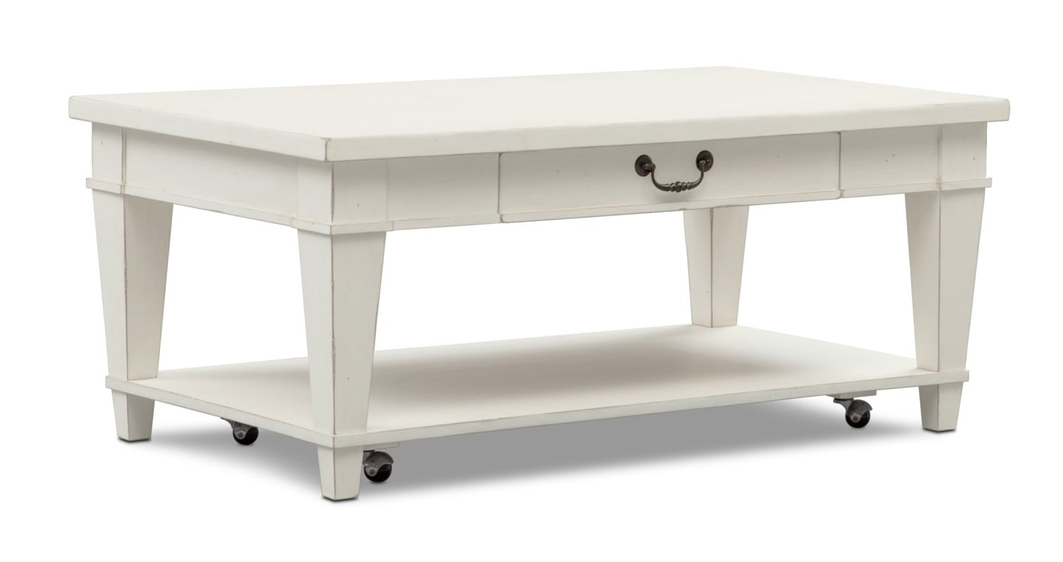 Accent and Occasional Furniture - Waverly Coffee Table