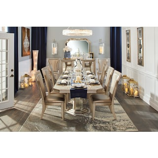 The Angelina Dining Collection