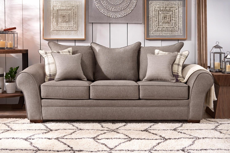 Rowan Sofa - Gray | Value City Furniture and Mattresses