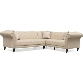 Marisol 2-Piece Sectional