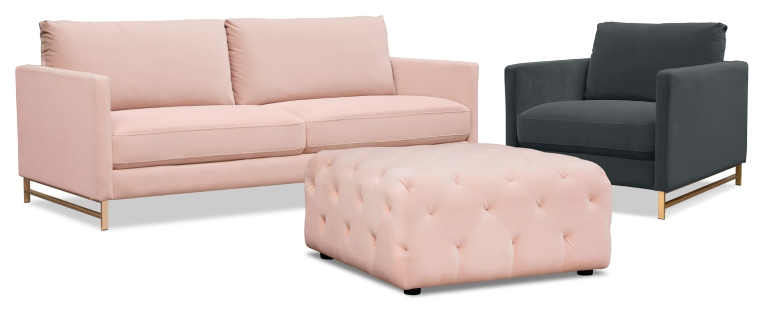 No reviewswrite the first review · living room furniture alex sofa chair and ottoman set