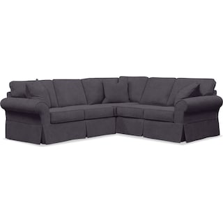 Sawyer 2-Piece Small Slipcover Sectional